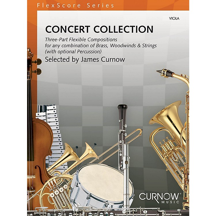 Curnow MusicConcert Collection (Grade 1.5) (Viola) Concert Band Level 1.5 Composed by Various