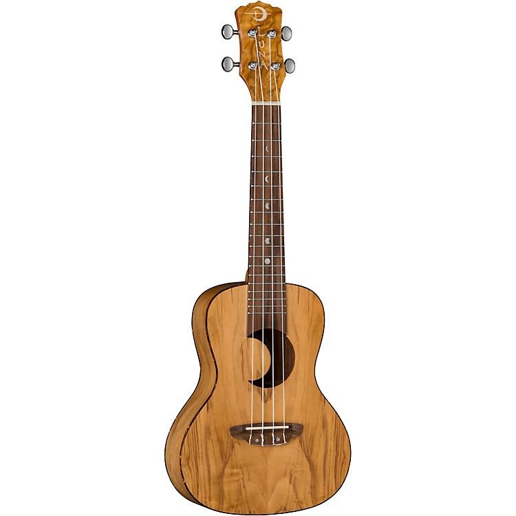 Luna GuitarsConcert Exotic UkuleleOlive Ash