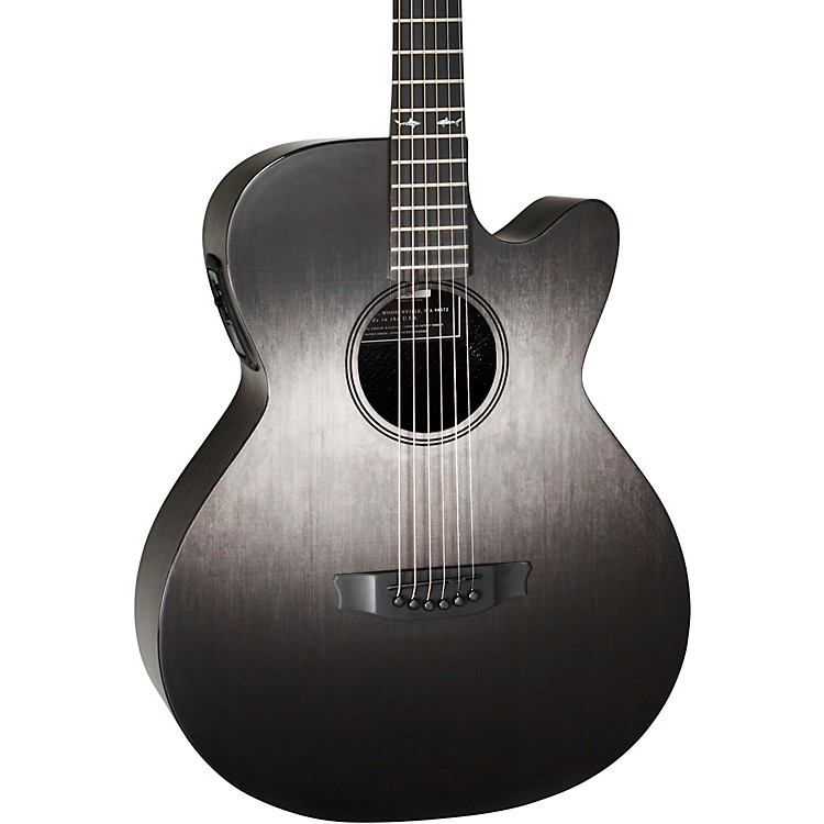 RainSongConcert Hybrid Series CH-WS with L.R. Baggs Anthem Electronics Acoustic-Electric GuitarNatural