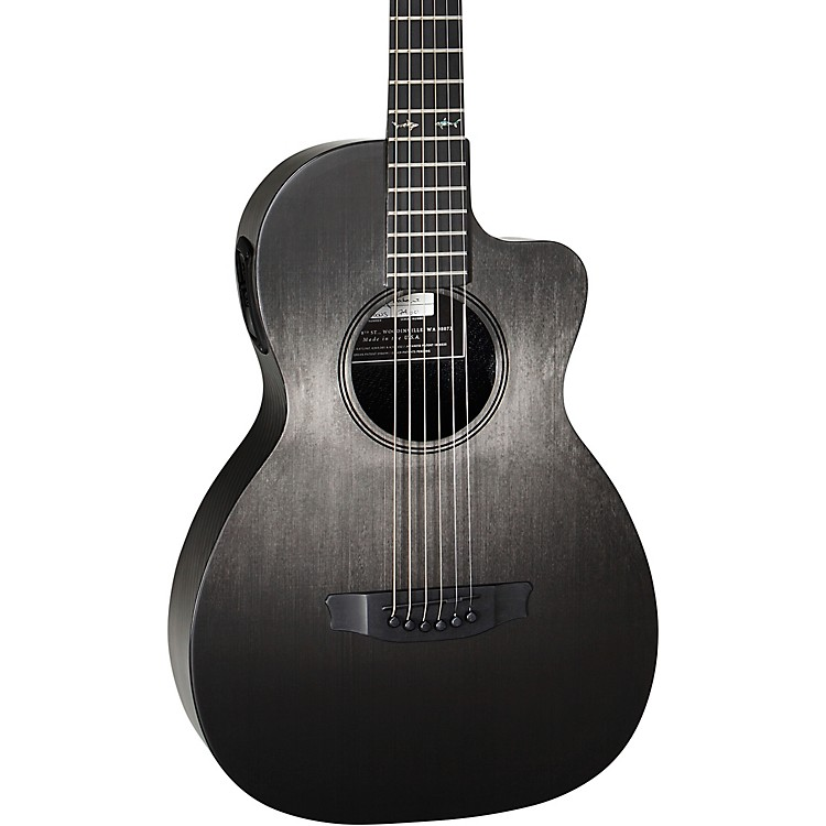 RainSongConcert Hybrid Series Parlor With LR Baggs Element Electronics Acoustic-Electric GuitarNatural