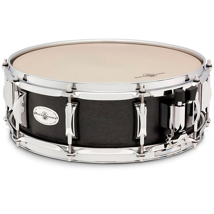 Black Swamp PercussionConcert Maple Shell Snare DrumConcert Black14 x 5 in.