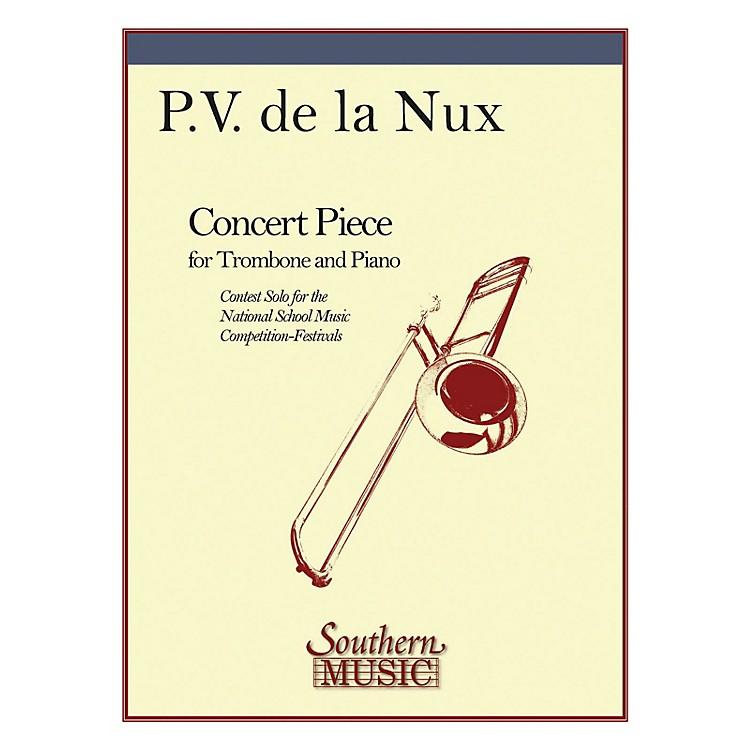 SouthernConcert Piece (Trombone) Southern Music Series Composed by Paul Véronge de La Nux