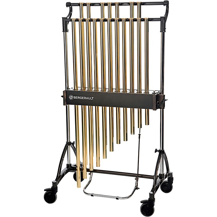 BergeraultConcert Series Chimes, 1.5 Octave (C5-F6), Gold TubesBrass1.5 in.