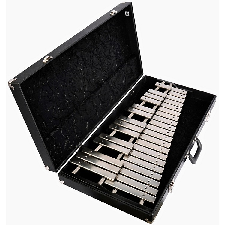 AdamsConcert Series Orchestra Bells, 2.6 Octaves with Black Case