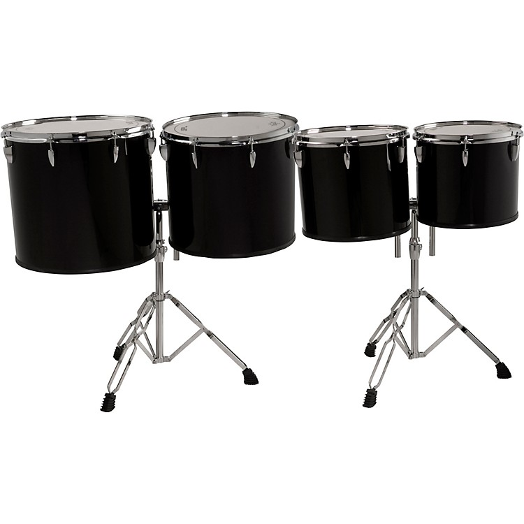 Sound Percussion LabsConcert Tom Set 13, 14, 16 and 18 with Two Stands