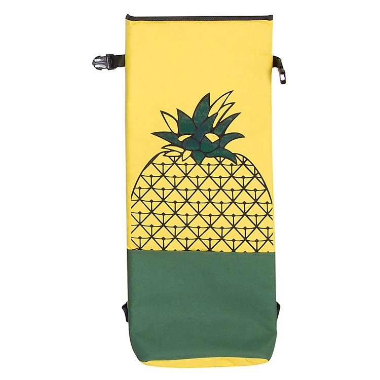 On-Stage Concert Ukulele Gig Bag Pineapple Print Concert