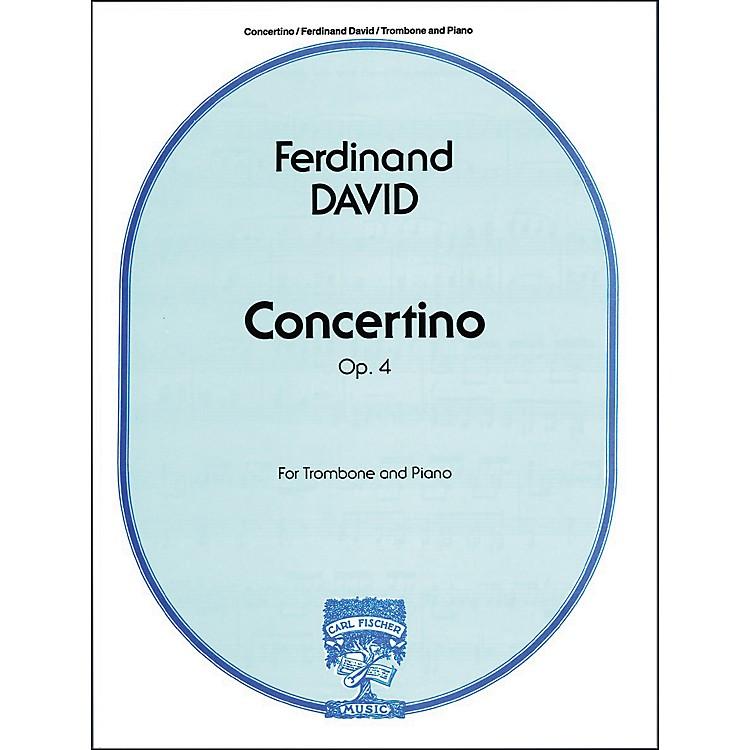 Carl FischerConcertino (Op.4)