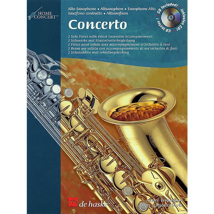 De Haske MusicConcerto De Haske Play-Along Book Series
