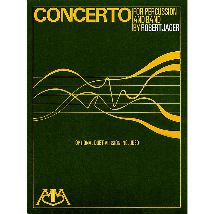Meredith MusicConcerto (for Percussion and Band) Meredith Music Resource Series Composed by Robert Jager