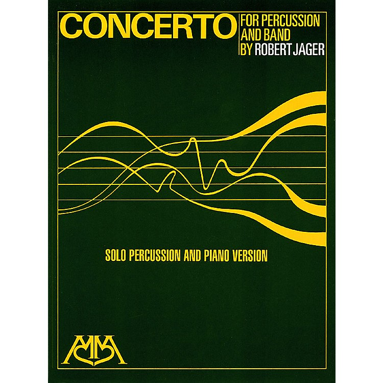 Meredith MusicConcerto (for Percussion and Piano) Meredith Music Percussion Series Composed by Robert Jager