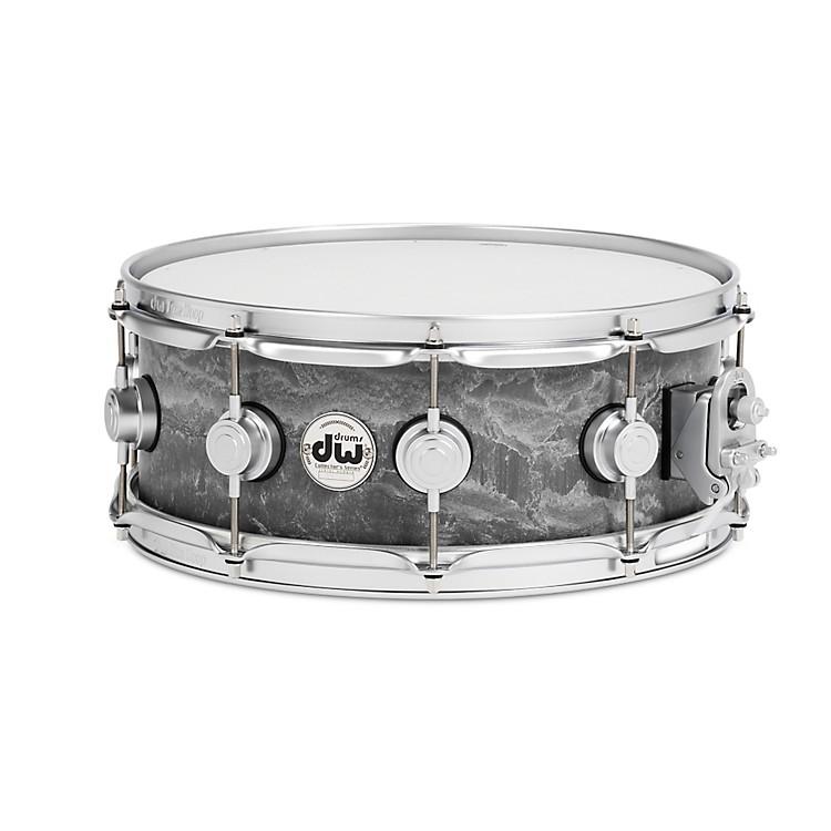 DWConcrete Snare Drum14 x 5.5 in.Satin Chrome Hardware