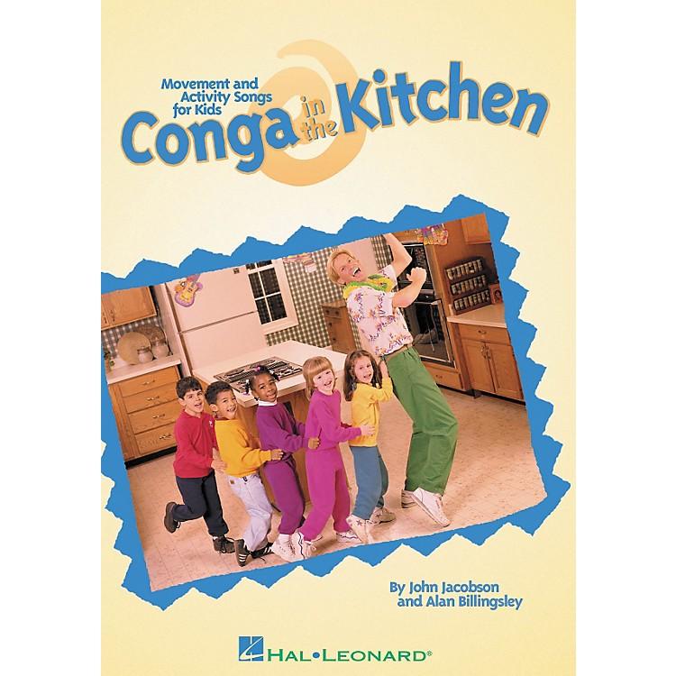 Hal LeonardConga In The KitchenVhs