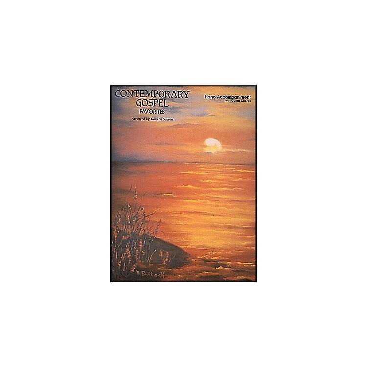 Hal LeonardContemporary Gospel Favorites for Piano And Guitar