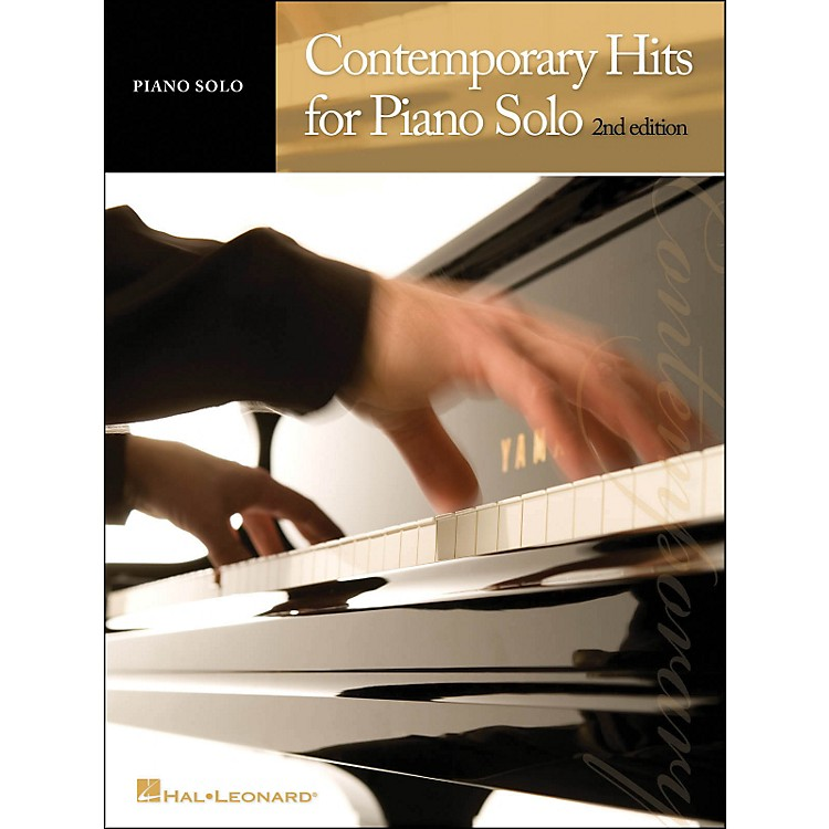 Hal Leonard Contemporary Hits for Piano Solo 2nd Edition
