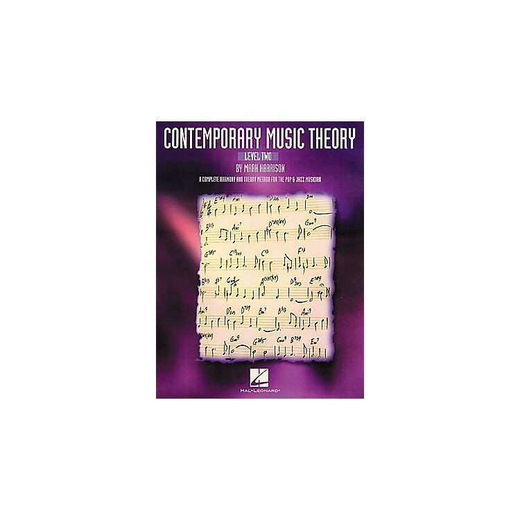 Harrison Music Education SystemsContemporary Music Theory Level 2 Book