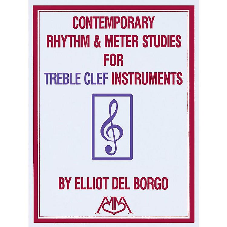 Hal LeonardContemporary Rhythm and Meter Studies Meredith Music Resource Series by Elliot DelBorgo