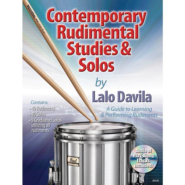 Row-LoffContemporary Rudimental Studies & Solos Book