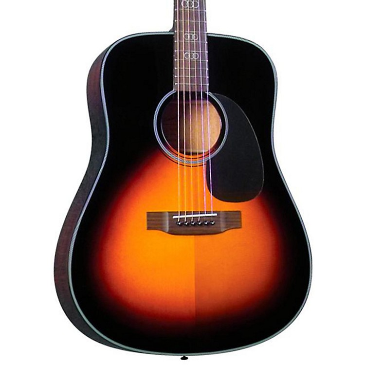 Blueridge Contemporary Series BR-340 Dreadnought Acoustic Guitar (Gospel Model)