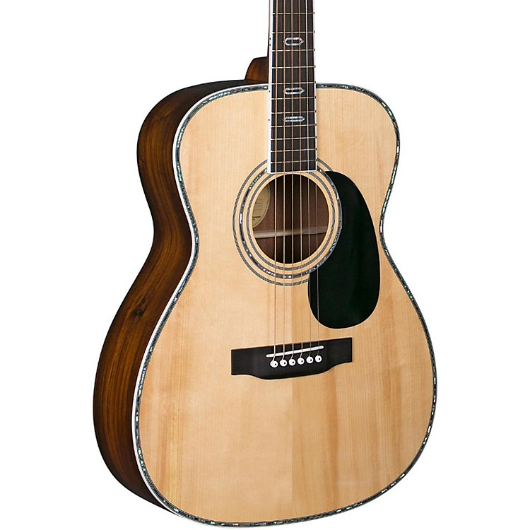 Blueridge Contemporary Series BR-73A 000 Acoustic Guitar Natural