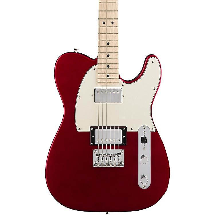 SquierContemporary Telecaster HH Maple Fingerboard Electric GuitarDark Metallic Red