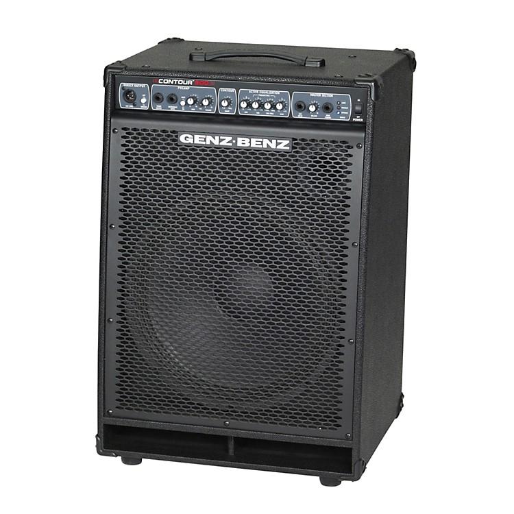 Genz BenzContour 500 Series CTR500-115T 500W 1x15 Bass  Combo Amp