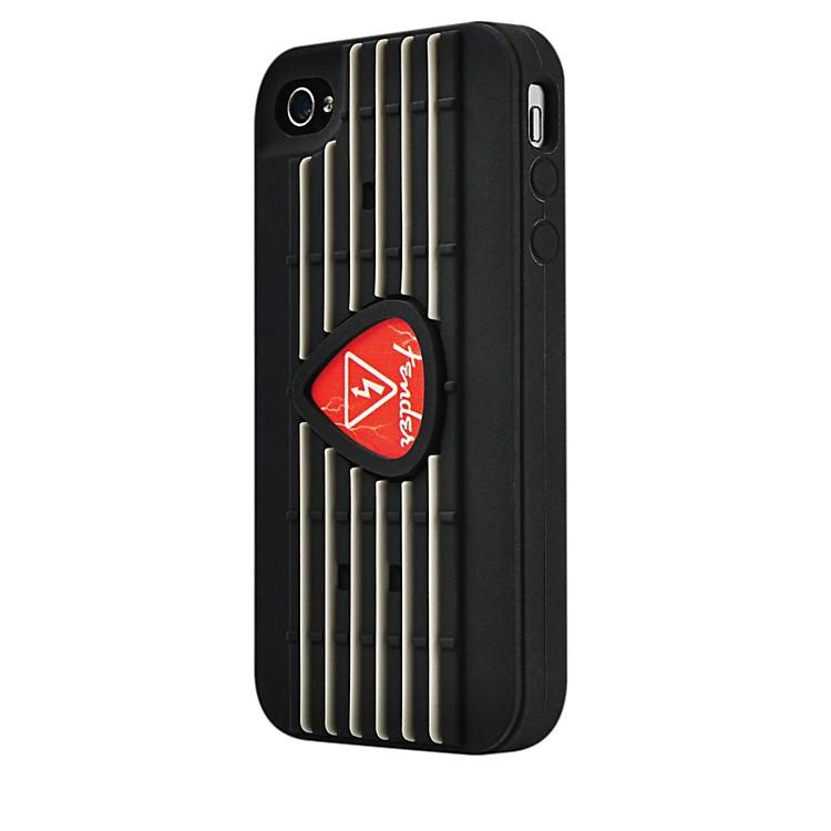 Hal LeonardContour Design Fender iPhone 4/4S Red Pick Silicone Protective Case