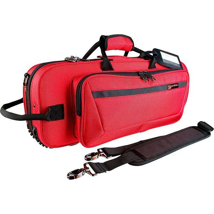 ProtecContoured PRO PAC Trumpet CaseRed