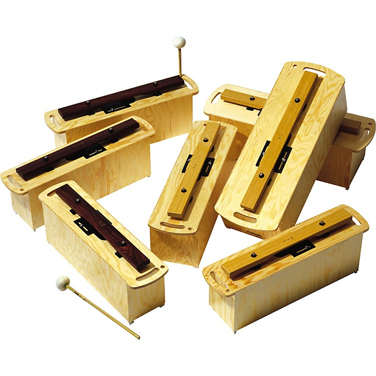 SonorContra Bass Chime Bars F-BPalisono F, Ks 60Po-F