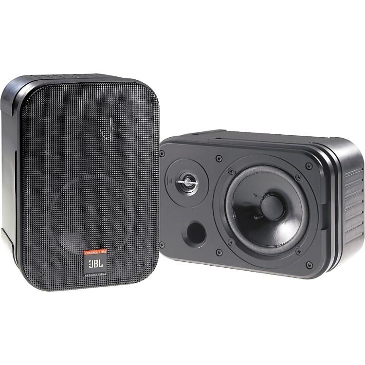 JBLControl 1 Pro 5.25IN 150W 2 Way Compact Speaker Pair Black