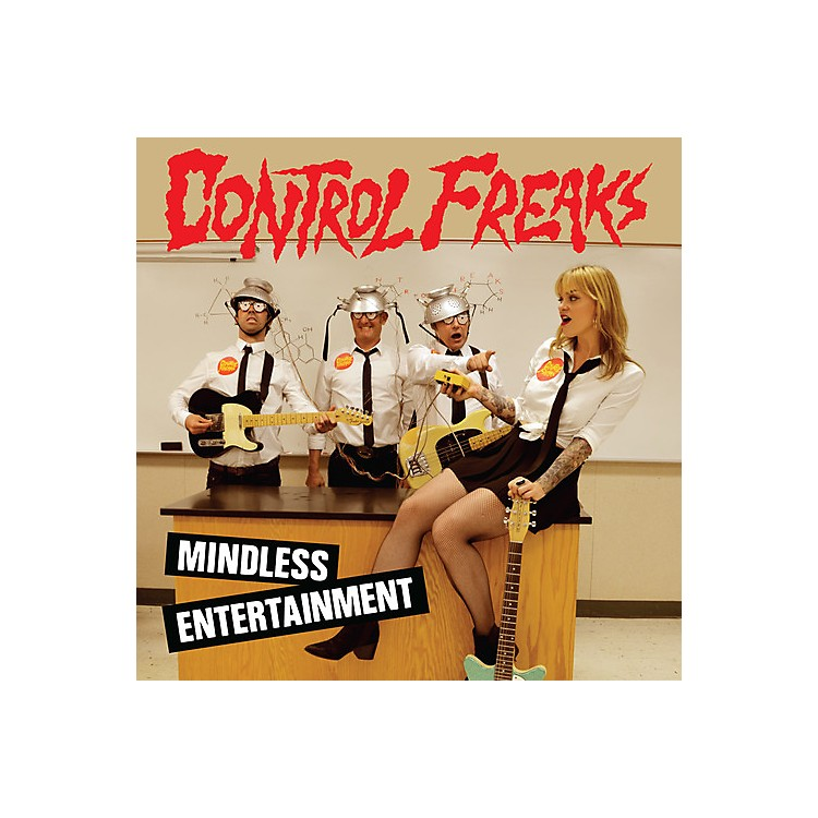 Alliance Control Freaks - Mindless Entertainment