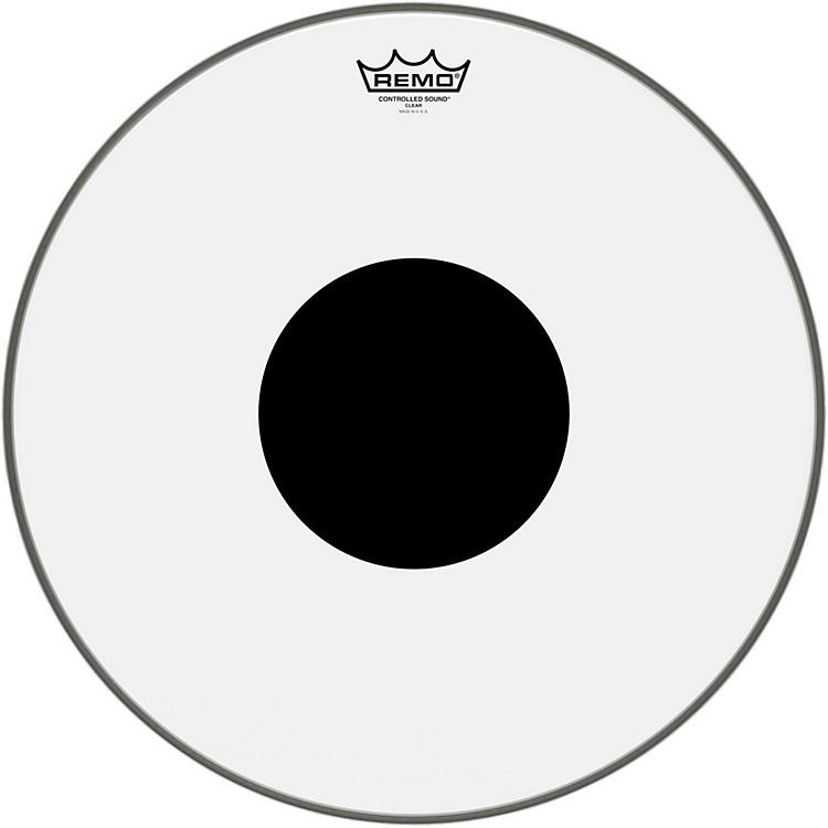 RemoControlled Sound Black Dot Batter Head18 in.