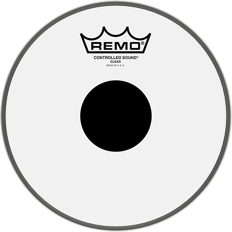 RemoControlled Sound Black Dot Batter Head8 in.