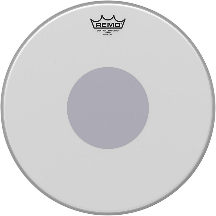 Remo Controlled Sound Reverse Dot Coated Snare Head  15 in.