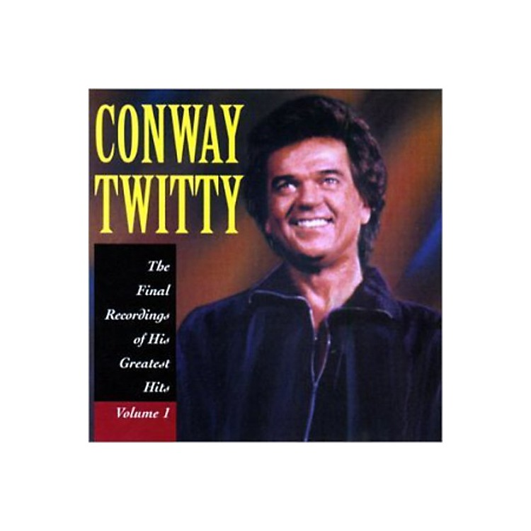 Alliance Conway Twitty - Final Recordings of His Greatest Hits 1 (CD)