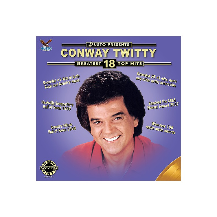 AllianceConway Twitty - Greatest 18 Top Hits