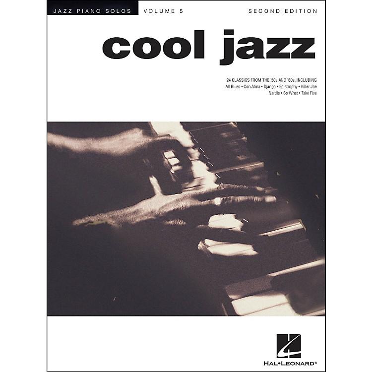 Hal LeonardCool Jazz Piano Solo