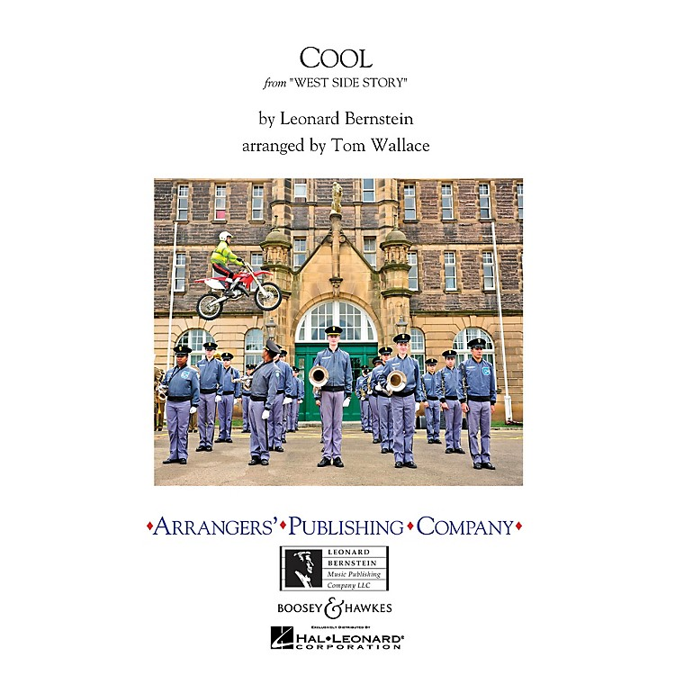 ArrangersCool Marching Band Arranged by Tom Wallace