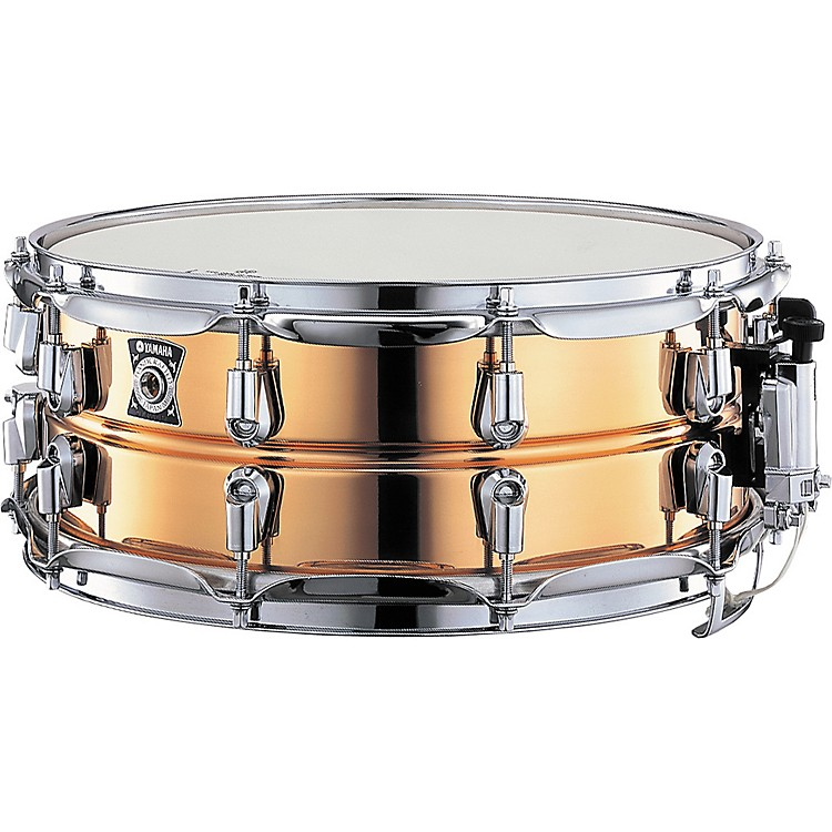 YamahaCopper Nouveau Snare14 x 6.5 in.