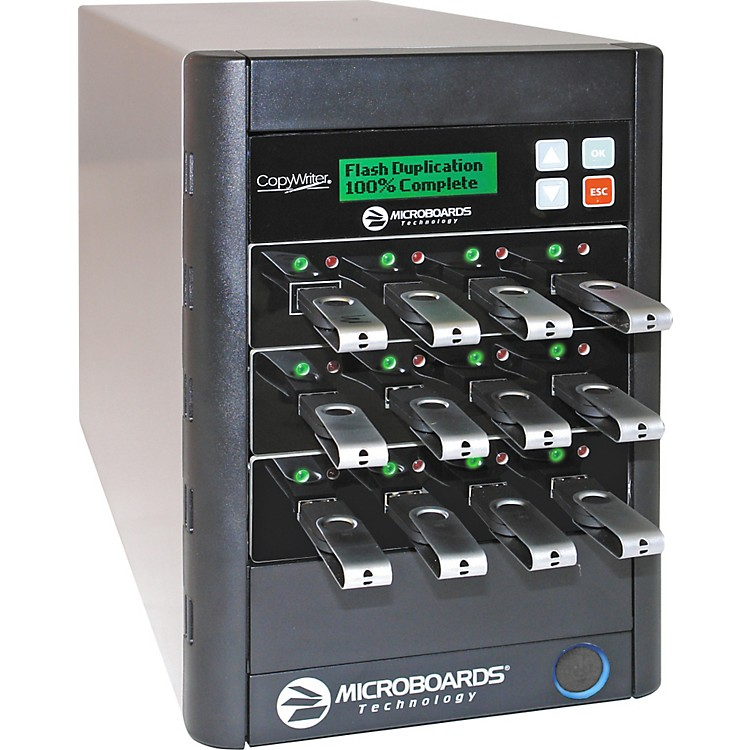 MicroboardsCopyWriter 1-to-11 USB Flash Duplicator