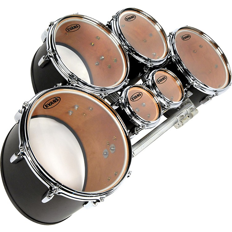 EvansCorps Clear Tenor Drumhead13 in.