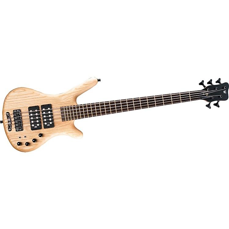WarwickCorvette $$ Double Buck 5-String Bass GuitarBurgundy Red