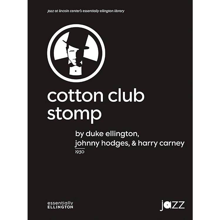 AlfredCotton Club Stomp Jazz Ensemble Grade 4 (Medium Advanced / Difficult)
