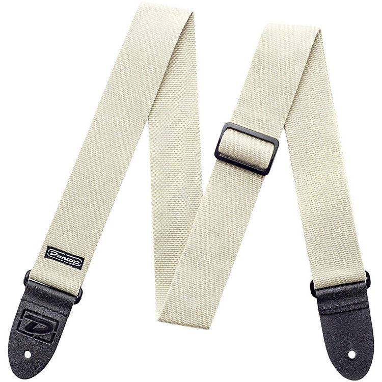 Dunlop Cotton Strap Guitar Strap Natural