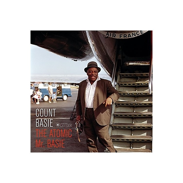AllianceCount Basie - Atomic Mr Basie + 1 Bonus Track (Photo Cover By Jean-Pierre Leloir)
