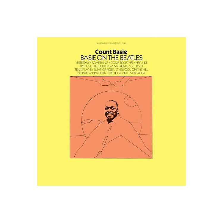 AllianceCount Basie - Basie on the Beatles