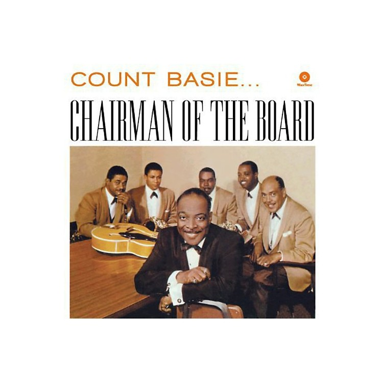 AllianceCount Basie - Chairman of the Board