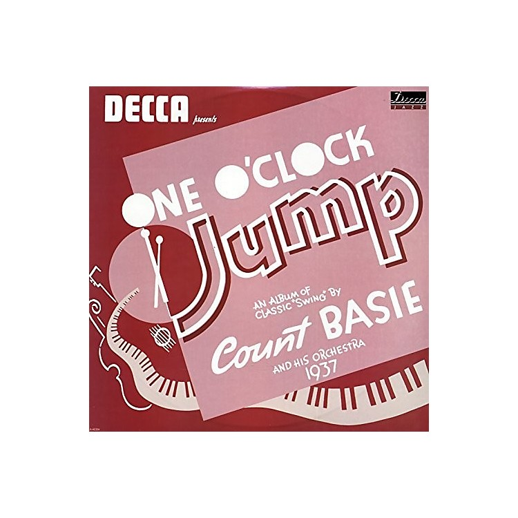 Alliance Count Basie - One O'Clock Jump