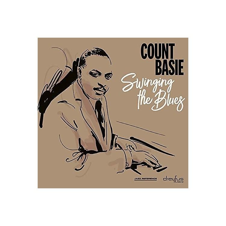 AllianceCount Basie - Swinging The Blues