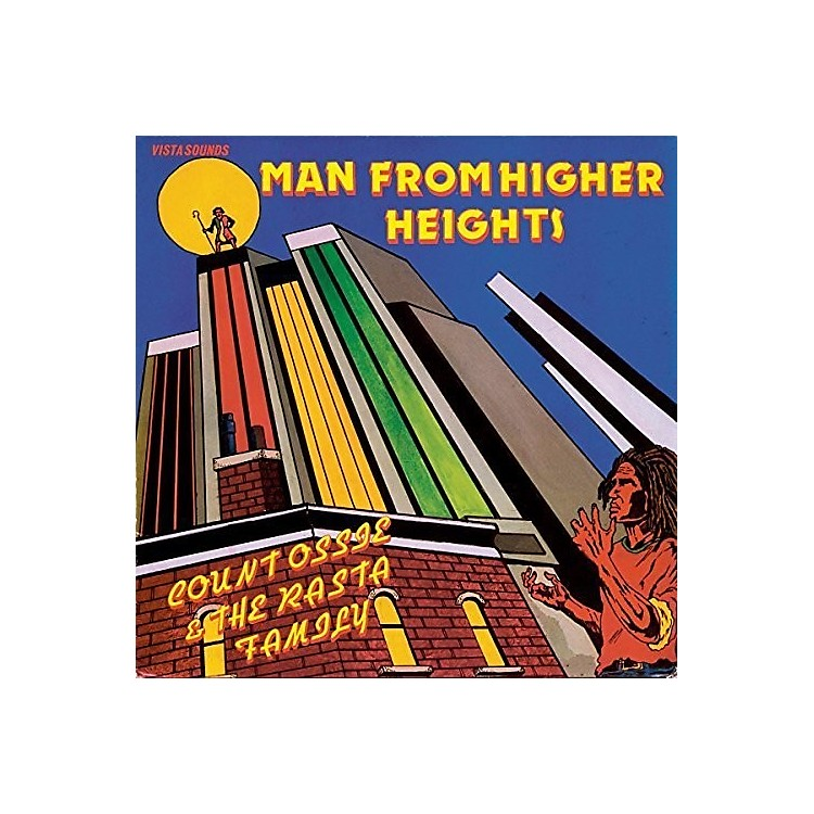 AllianceCount Ossie & the Rasta Family - Man From Higher Heights