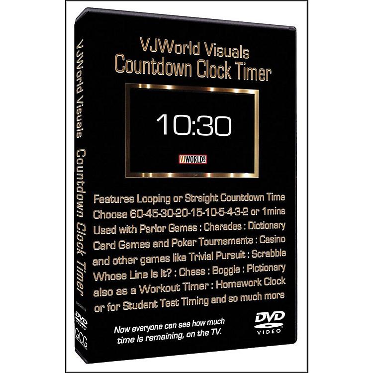 Hal LeonardCountdown Clock Timer VJ World Visuals